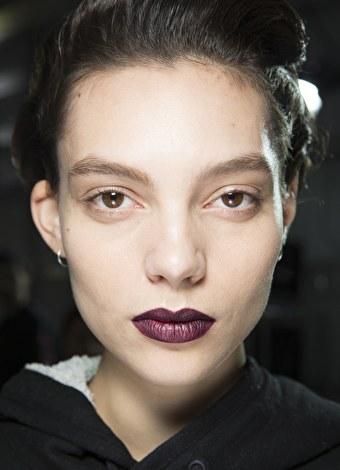 2016-2017 Sonbahar-kış makyaj trendleri