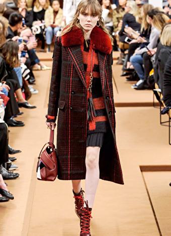 2016-2017 Sonbahar-kış moda trendleri