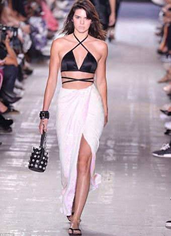 2017 Ilkbahar-yaz moda trendleri