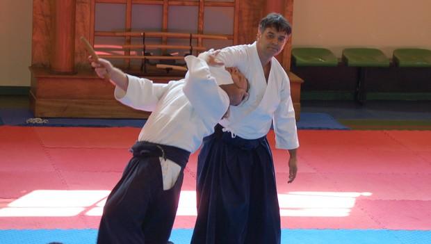Çocuklar için Japon savaş sanatı Aiki Art eğitimi
