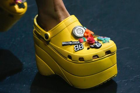 Crocs'a Balenciaga Dokunuşu