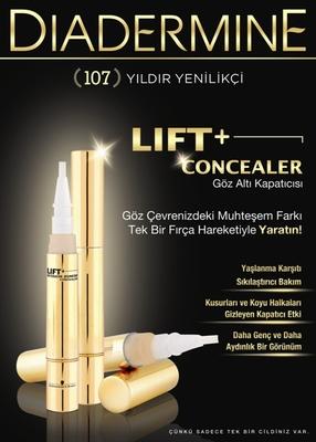 Diadermine'den yepyeni bir ürün: Lift+ Concealer