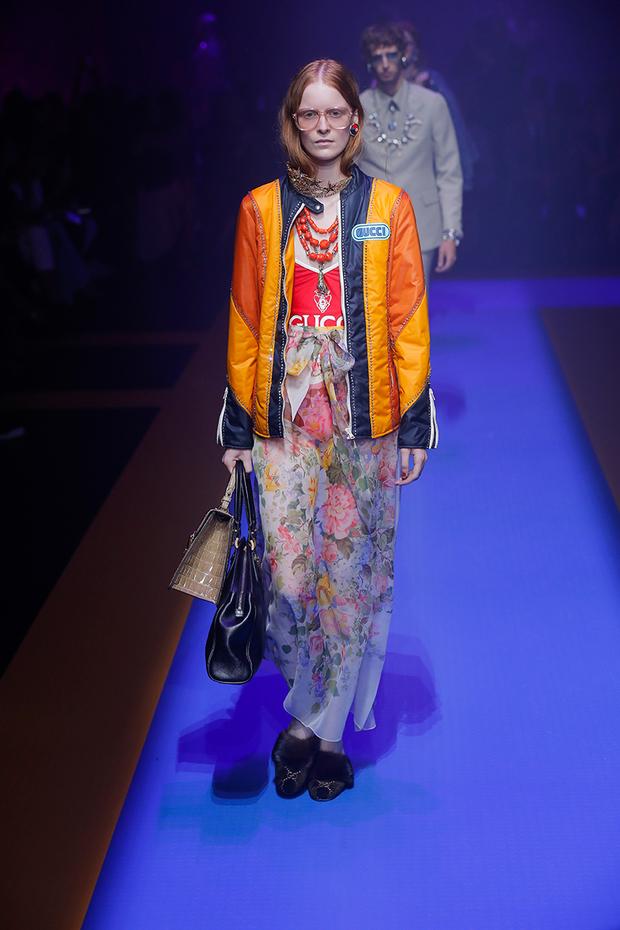 Gucci'den eskiyi hatırlatacak modern sezon trendleri