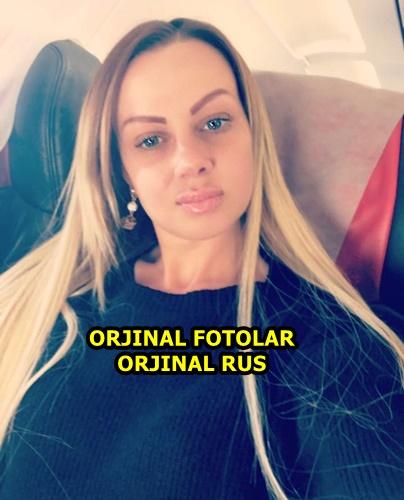 Halkalı Gerçek Rus Escort Natali