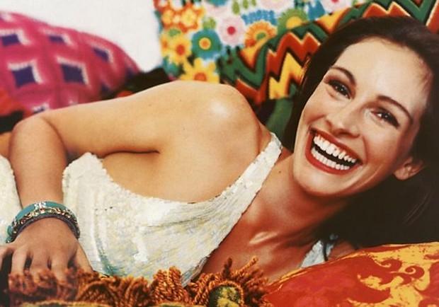 Julia Roberts Lancôme'un taze model elçisi