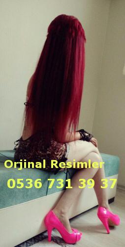 Kızıl Saçlı Escort Zümrüt – Avcılar