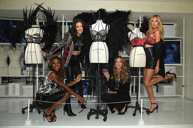 Meleklerden Vsxbalmain ile Fashion Show kutlaması