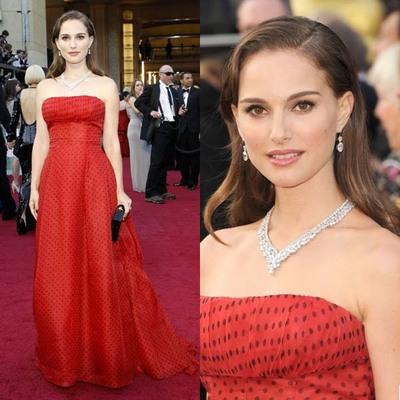 Natalie Portman'ın elbisesine 88 bin Tl