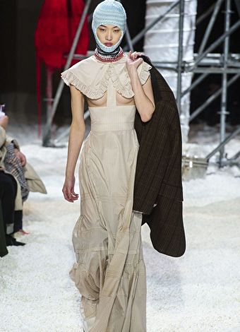 New York Moda Haftası'nda Calvin Klein