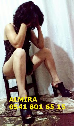 Olgun Escort Kadın Almira – Avrupa Yakası