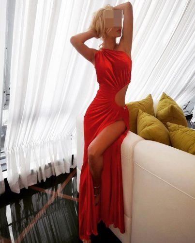 Seksi otelde buluşan eskort Keriman