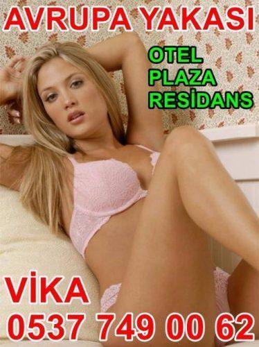 Ukraynalı Alımlı Vika