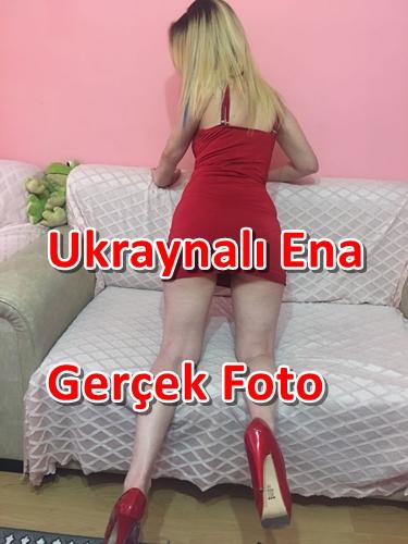 Ukraynalı Escort Ena – Bakırköy